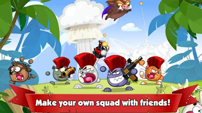 Wormix Apk for Android Free Download