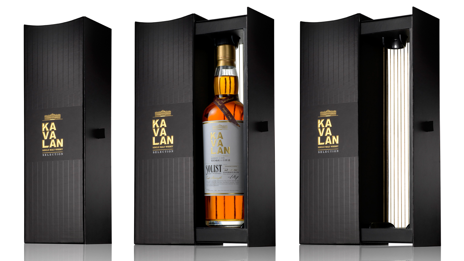 Kavalan Taiwanese Whisky on Packaging of the World ...