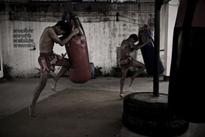 kemp tajskogo boksa