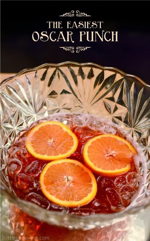 Oscar Champagne Punch Recipe