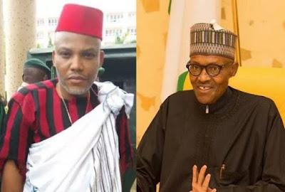 buh kanu - 9JA NEWS: IPOB Leader Nnamdi Kanu Gives Up On Violent Struggle For Biafra; Begs Buhari For Dialogue