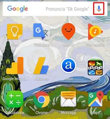 Come tradurre quello che si dice con il cellulare android