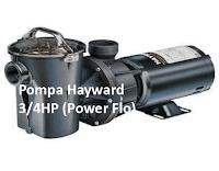 Spesifikasi dan Harga Pompa Hayward 3/4HP (Power Flo)