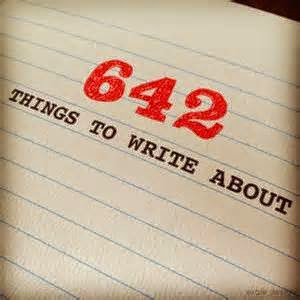 642 things to write about barnes and noble