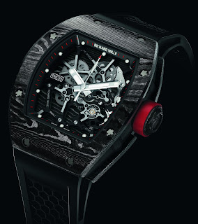 Montre Richard Mille RM 035 Ultimate Edition Carbone TPT