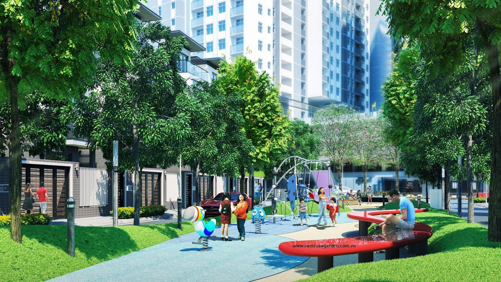 Marina Tower Bình Dương – Dự án số 1 đi đầu theo xu hướng Singapore tại Thuận An. 5