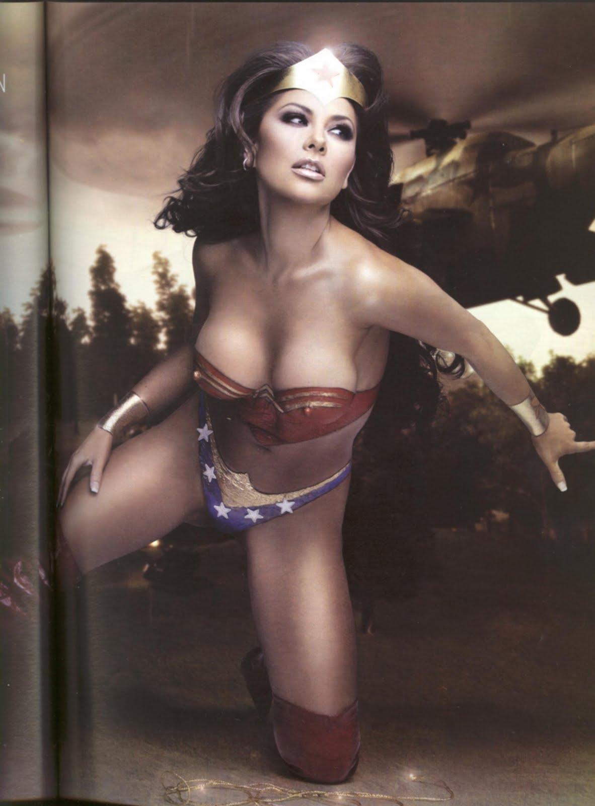 Apologise, gaby ramirez wonder woman nude