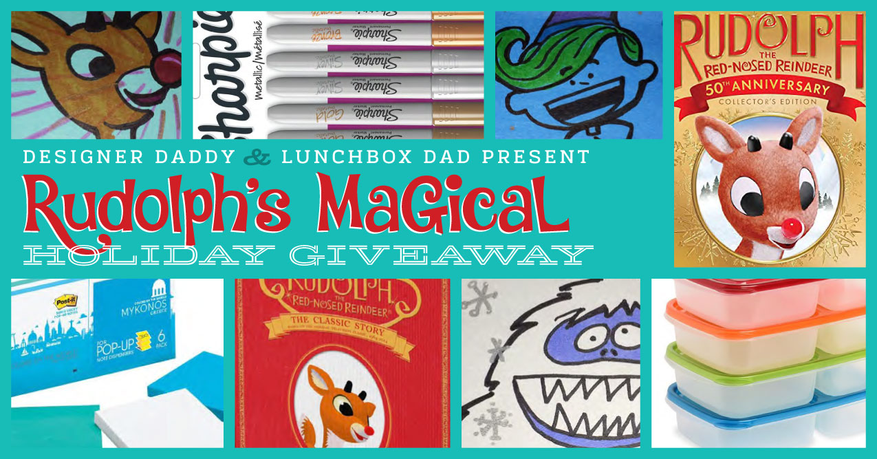 Lunchbox Dad Holiday Giveaway