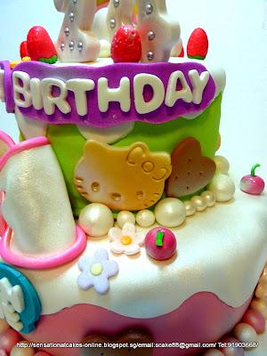 Birthday Cake Pics Strawberry Shortcake Birthday Cake