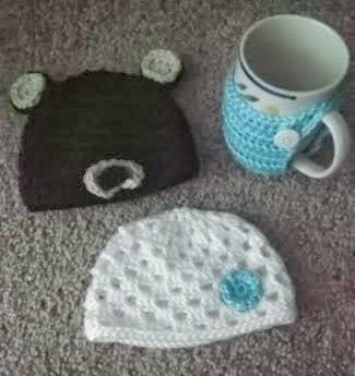 1aec4f6a3c1 I am currently selling the baby bear hats I have made here   https   www. etsy.com listing 175297619 crochet-black-bear-baby-hat