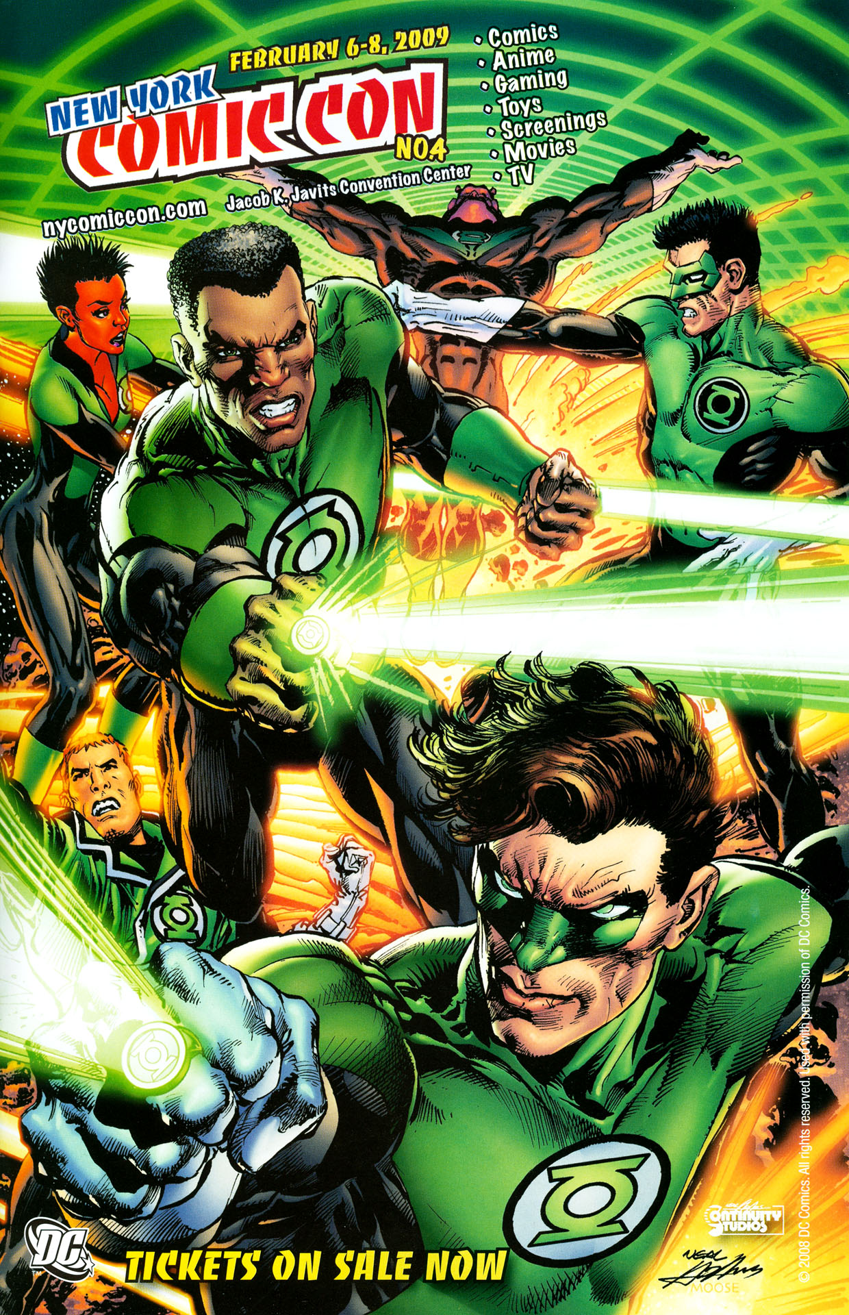 Read online Trinity (2008) comic -  Issue #32 - 14