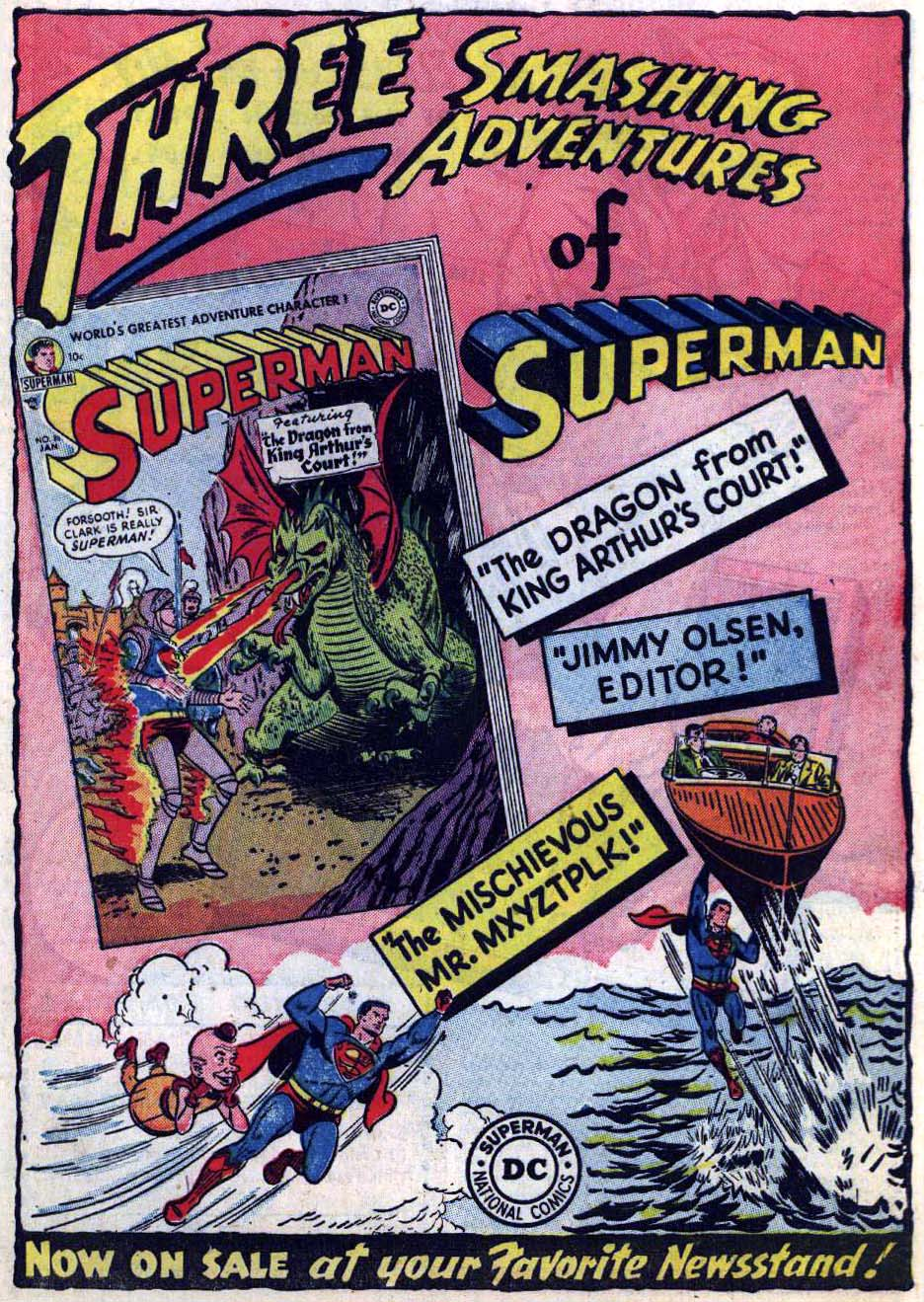 Read online World's Finest Comics comic -  Issue #68 - 53