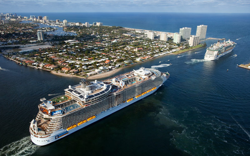 Royal Caribbean details 2017-2018 program