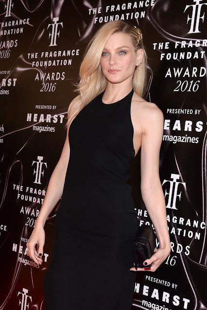 Jessica Stam – Fragrance Foundation Awards in New York