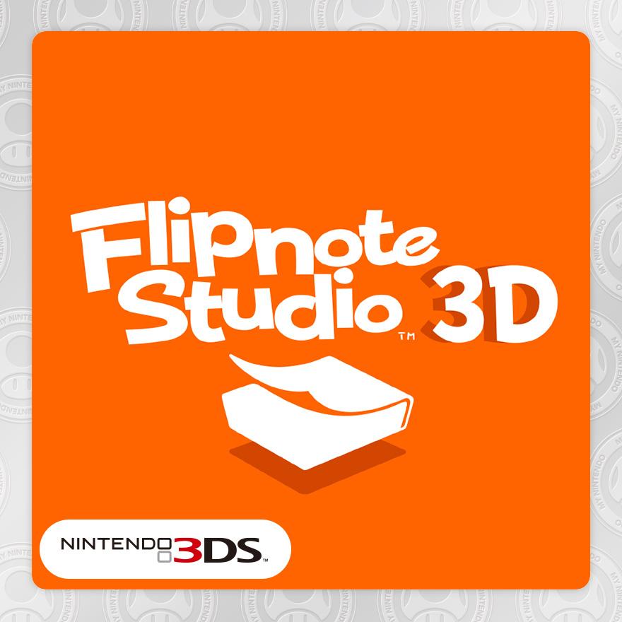 Flipnote Studio 3D | Download 3DS CIAs
