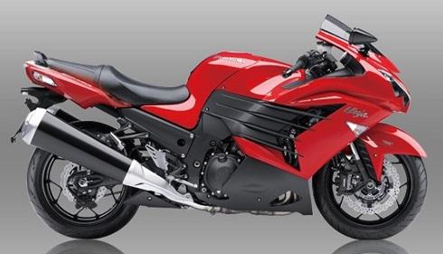 Review Spesifikasi Kawasaki Ninja ZX-14R