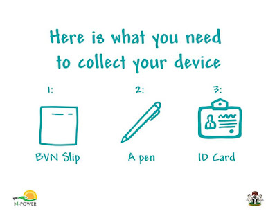What You Need to Collect Your Npower Device