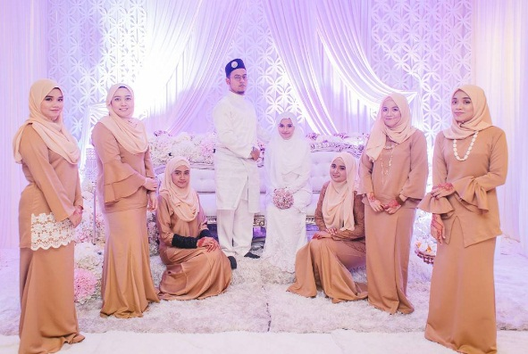 Inspirasi Dekorasi Pernikahan Malaysia