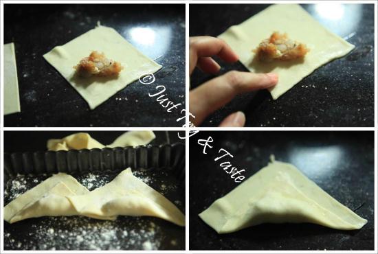 Resep Homemade Pangsit Goreng Garing