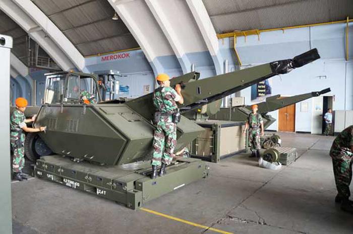 Oerlikon Skyshield TNI