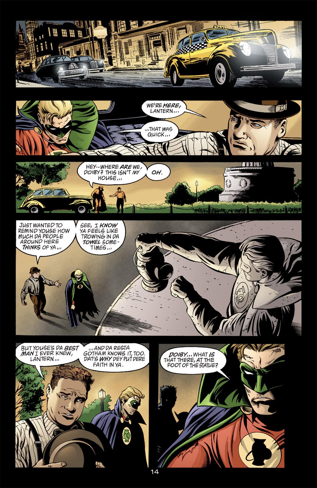 Detective Comics (1937) 784 Page 14