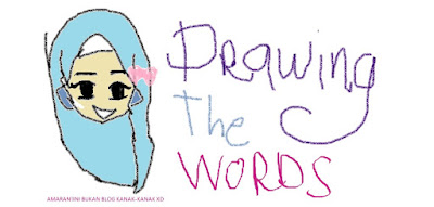 Drawing the Words