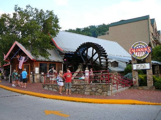 Calhoun S Restaurant Gatlinburg Tn