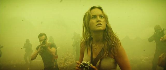 Kong: Skull Island Movie Screenshot
