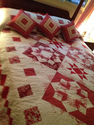 All Things Quilty And Artsy An Heirloom Quality Quilt