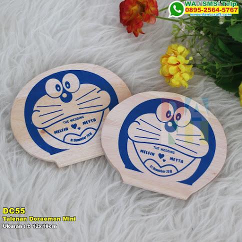 Talenan Doraemon Mini