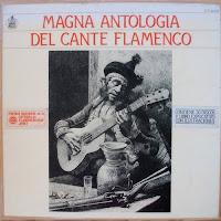 EL CHOZAS DE JEREZ... MAGNA ANTOLOGÍA DEL CANTE FLAMENCO – HISPAVOX 1982