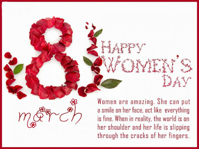 International Women's Day 2017 Greetings