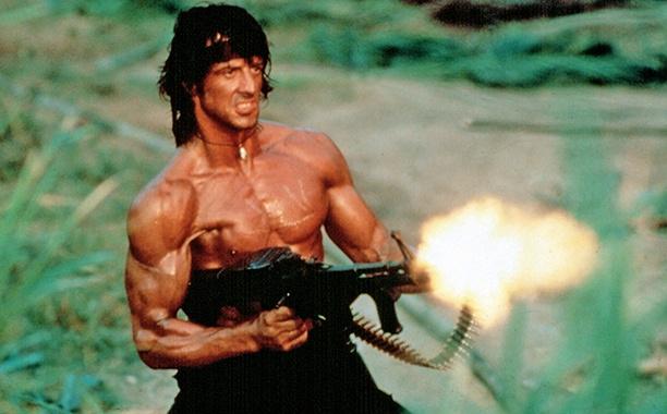 ... do Rambo