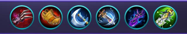 build item miya mobile legends