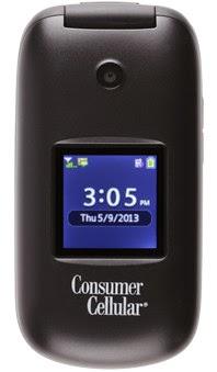 Consumer Cellular Envoy