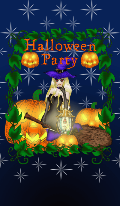 .Halloween Party.