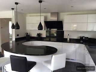 Round Countertop Kitchen 7