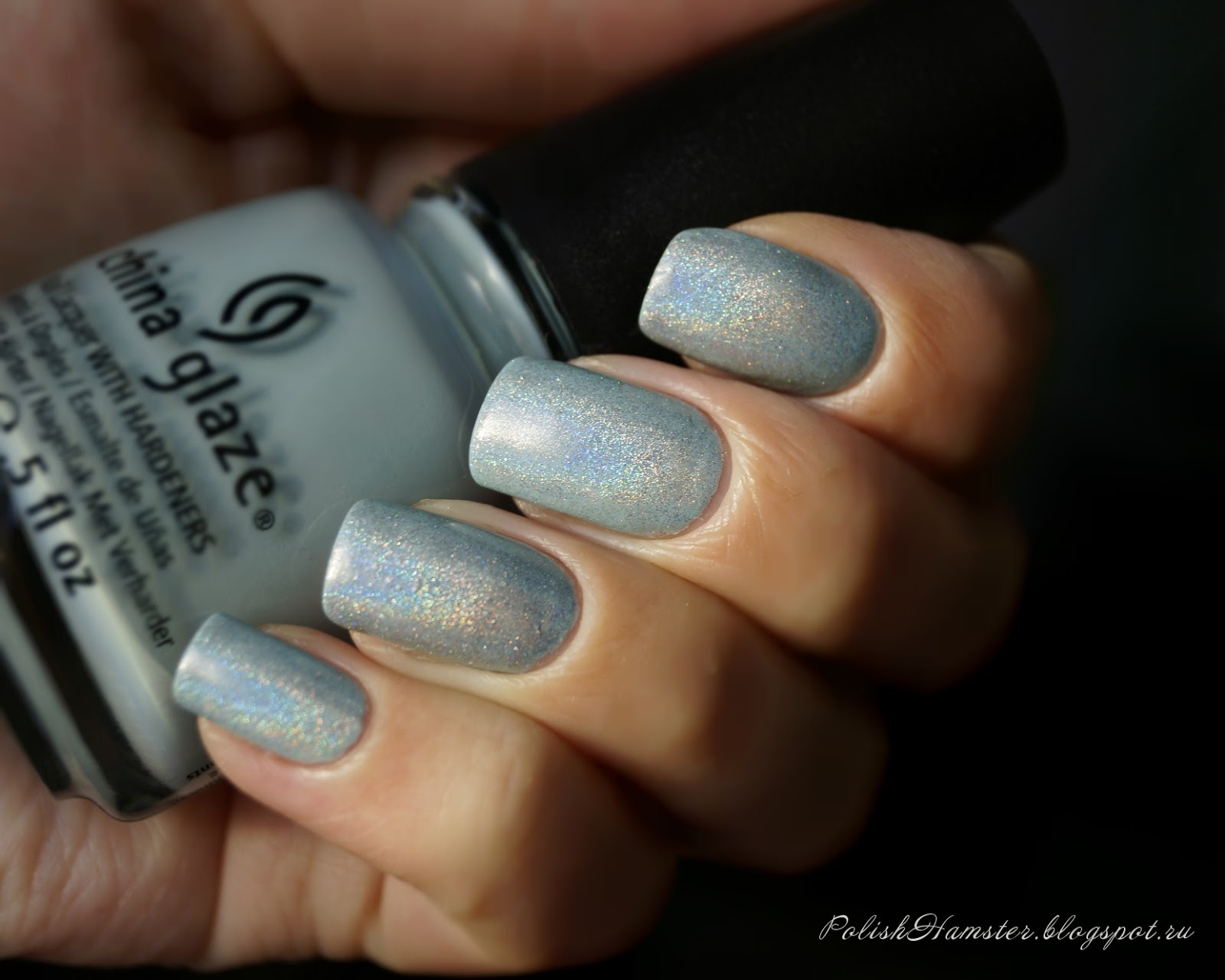 "China Glaze ""Kinetic candy"" и Aurelia Professional 101"