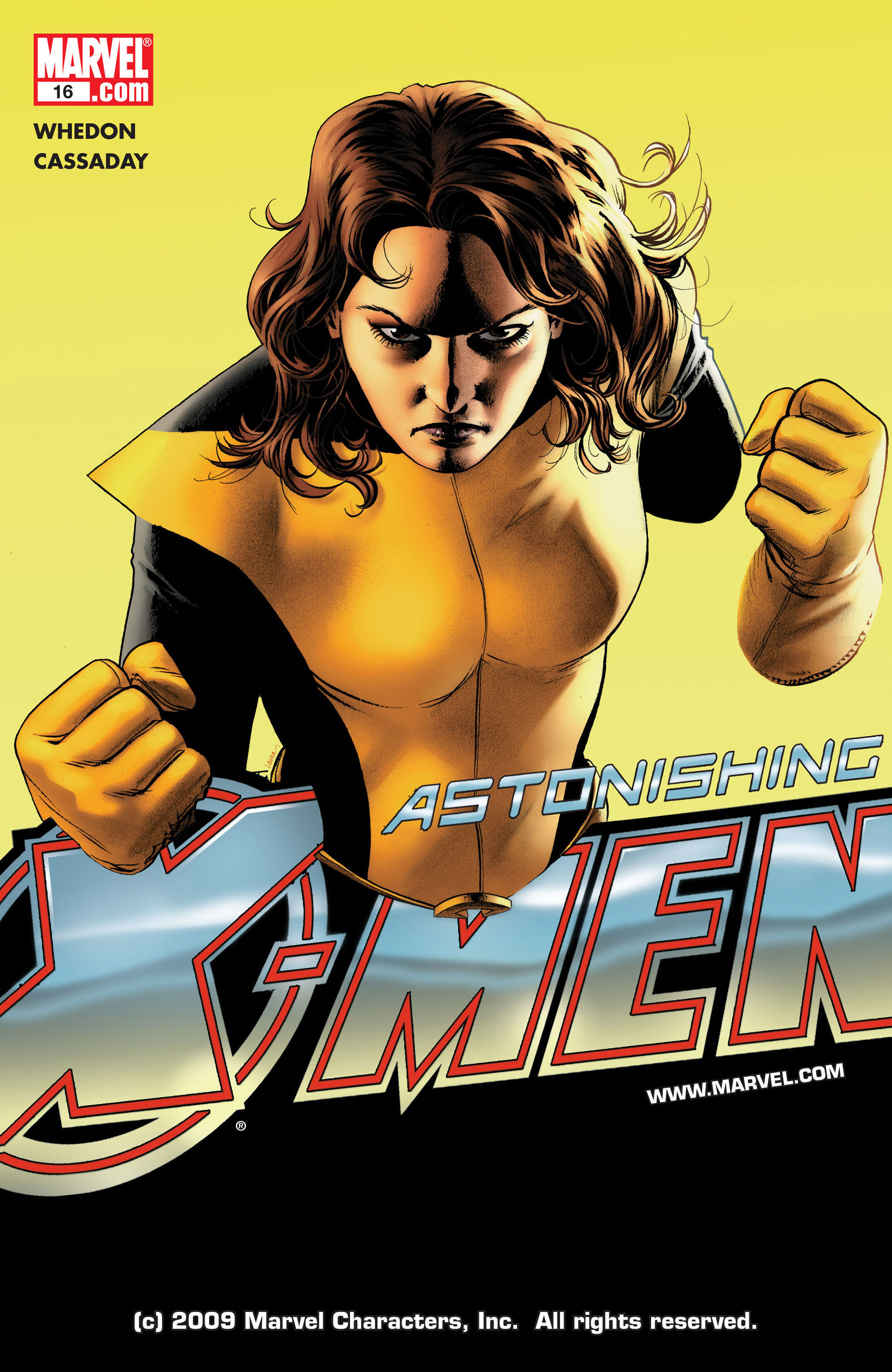 Read online Astonishing X-Men (2004) comic -  Issue #16 - 1