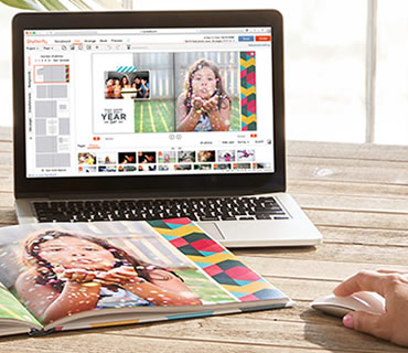 Shutterfly lets you create awesome gift items