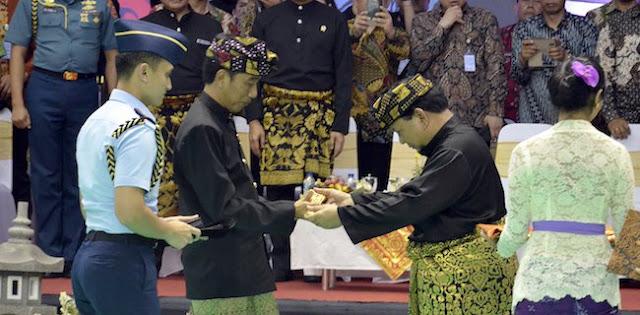 Tangan Dingin Prabowo Bantu Jokowi Lampaui Target