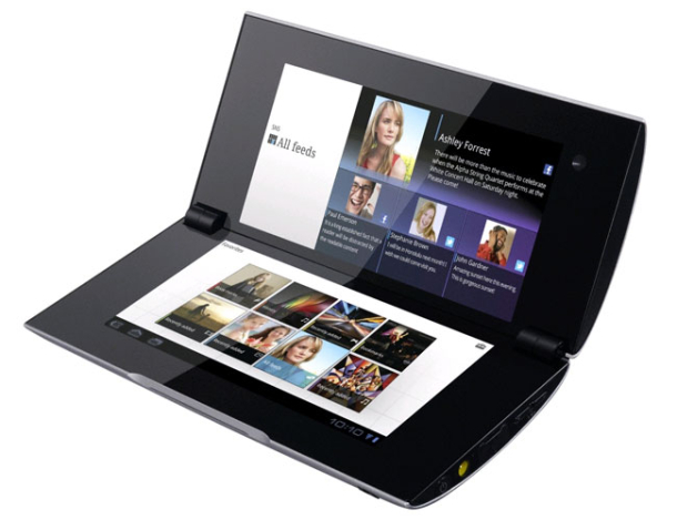 Sony Tablet P receives Android 4.0.3 Ice Cream Sandwich