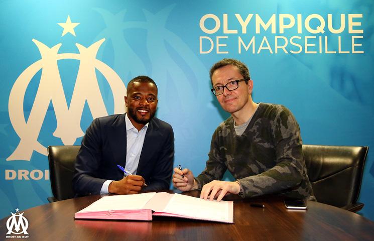 Zvanično: Patrice Evra u Olympique de Marseille