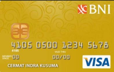cara pembayaran kartu kredit BNI