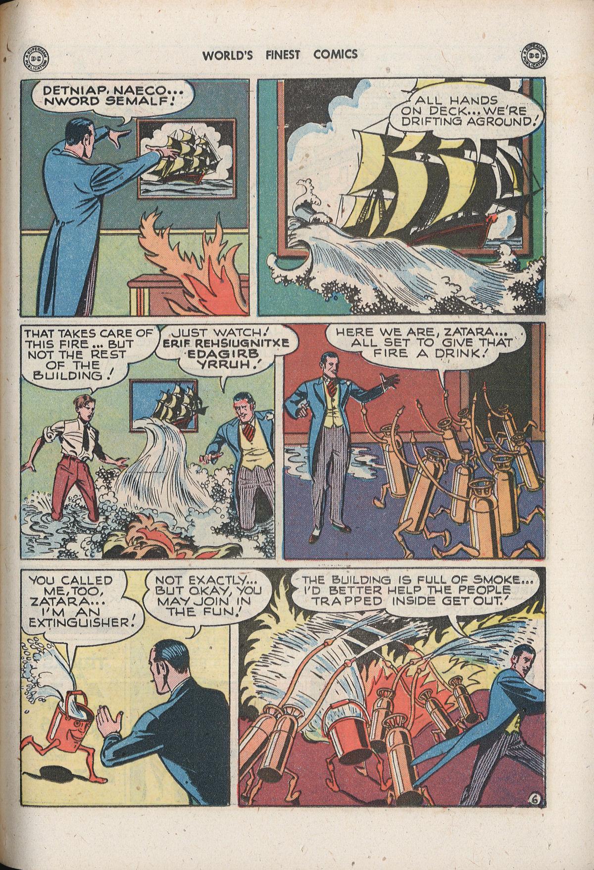 Read online World's Finest Comics comic -  Issue #33 - 33