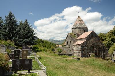 Imagen del monasterio Haghpat