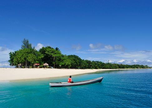 Objek Wisata Alam Bawah Laut Indonesia Paling Eksotis