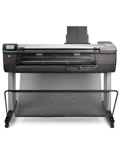 HP DesignJet T830 Printer Installer Driver