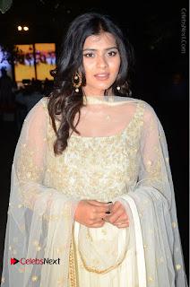 Hebah Patel Pictures in Lehenga Choli at Nanna Nenu Na Boyfriends Audio Launch