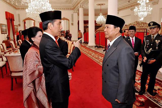 Makin Menyerang, Elektabilitas Jokowi Merosot Tajam